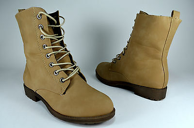 Schnürer Damen Schuhe Stiefeletten Boots Herbst Schnürschuhe Gr.36-41 A.102