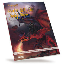 Andrea Press Painting Gold Medal Fantasy Figures Paperback Book Cabos & Esteban