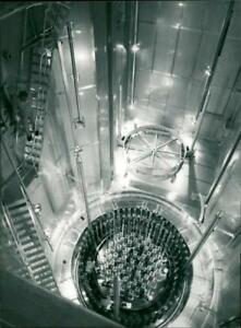 Community nuclear power plant II - Vintage photograph 3250423