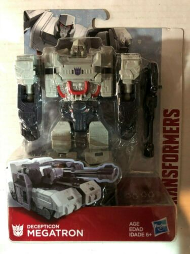 Transformers Authentics Megatron figure Hasbro 2018