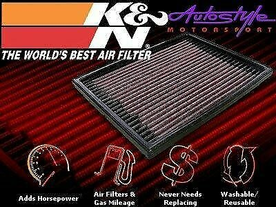 K and N Performance Flat Pad Air Filters Available to fit a Ford Ranger 4.0L   K and Ns lifetime re