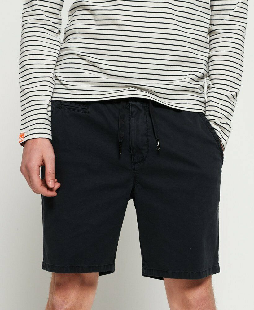 SUPERDRY SUNSCORCHED SHORT Midnight Navy
