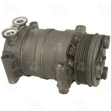 4 Seasons 57931 REMAN GM HT6 COMPRESSOR W/ CLUTCH