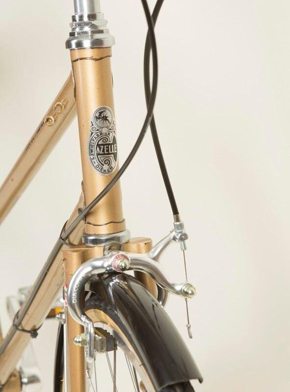 Damecykel, , Gazelle Tour De France damecykel