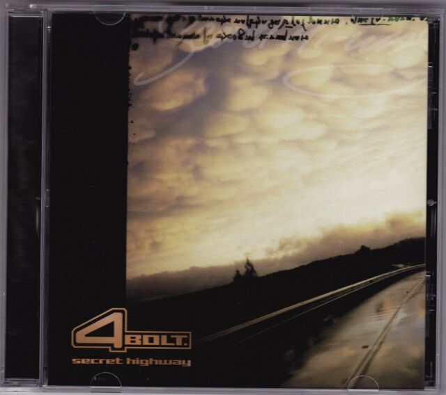 4 Bolt - Secret highway - CD (Urban Dingo Australia)