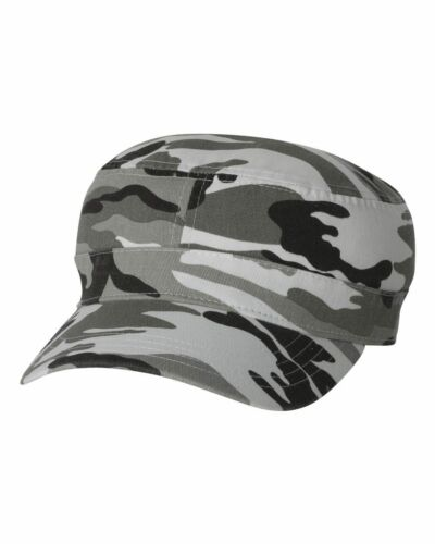 Valucap Fidel Cap 13 Colors NEW Cadet Military Style Hat VC800 Chino Twill