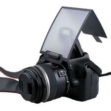 2Pcs Universal Soft-Bildschirm Pop-Up Blitz-Diffusor für Nikon Canon Pentax