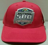 Daytona 500 53rd Annual 2011 Great American Race Red Hat Free Shipping