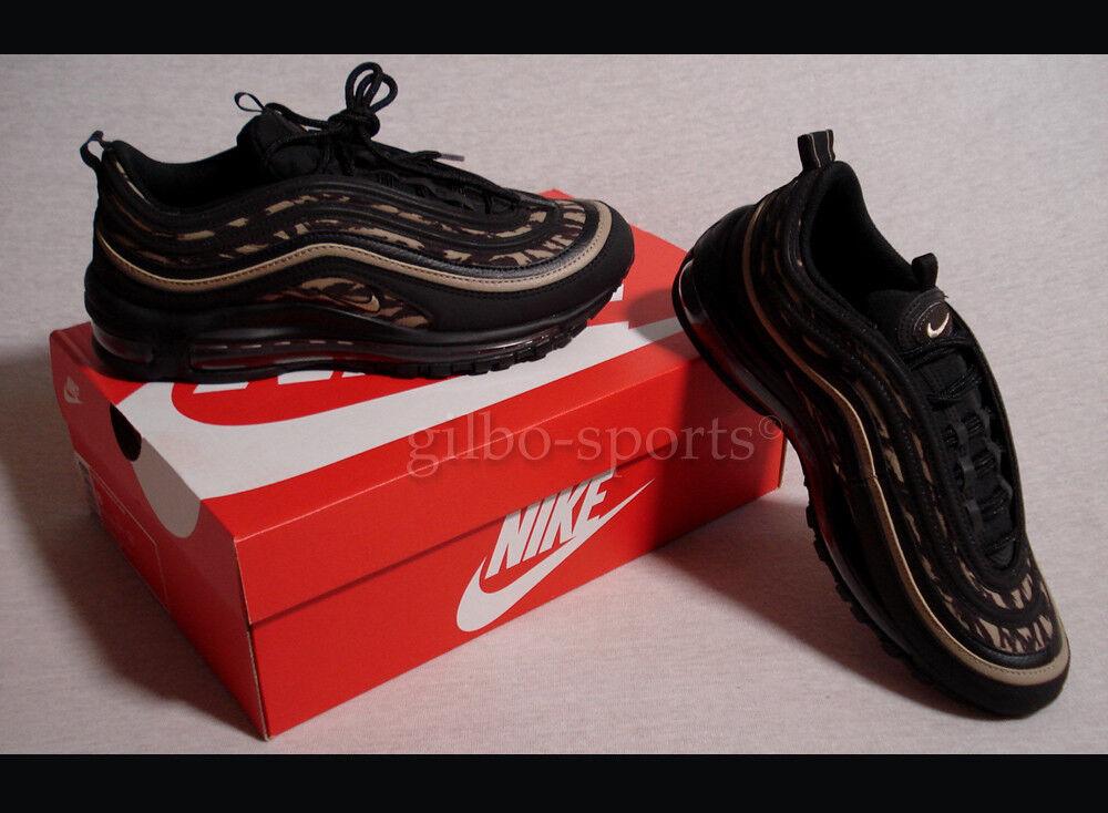 Nike Air Max 97 AOP 38 Negro caqui Velvet 38 AOP 38,5 40 40,5 41 42 42,5 aq4132 001 97 f91638