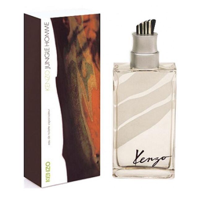Kenzo Jungle Pour Homme For Men 100ml Eau De Toilette Spray