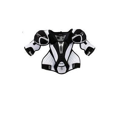 Reebok SC876 hockey shoulder pads senior large new ice pad Crosby Jofa 5K chest