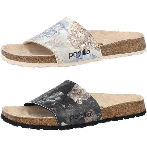 Birkenstock Papillio cora Birko flor sandalias zapatos sandalias zapatillas de casa clog