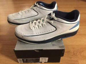 Weiß Ii Navy 2 Low 666003929702 10 Nike Air Jordan Herrengröße wvSqTUX