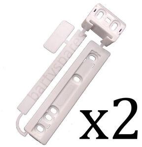2-Electrolux-Integrated-Fridge-amp-Freezer-Door-Mounting-Bracket-Fixing-Slide-Kit