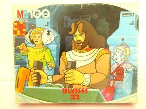 Puzzle MB 100 pièces ULYSSE 31 Ulysses 31 - Complet MB 1981