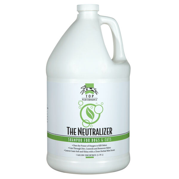 The Neutralizer Shampoo Professional High Quality Ready Use Gallon Remove Odor