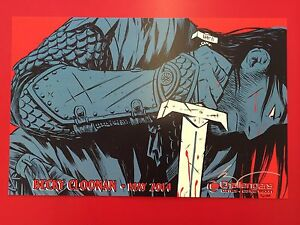 """""""By Chance or Providence"""" Print by Becky Cloonan"""