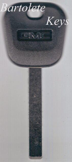 OEM Transponder Key Blank Fits 2014 2015 2016 Buick Encore GMC Sierra