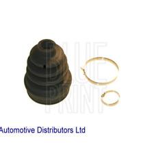 getriebeseitig, Vorderachse Faltenbalg Antriebswelle Blue Print ADM58159 Achsmanschettensatz
