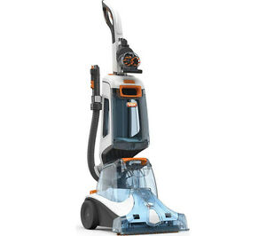 Vax W87 Dv B Dual V Advance Upright Carpet Cleaner Washer