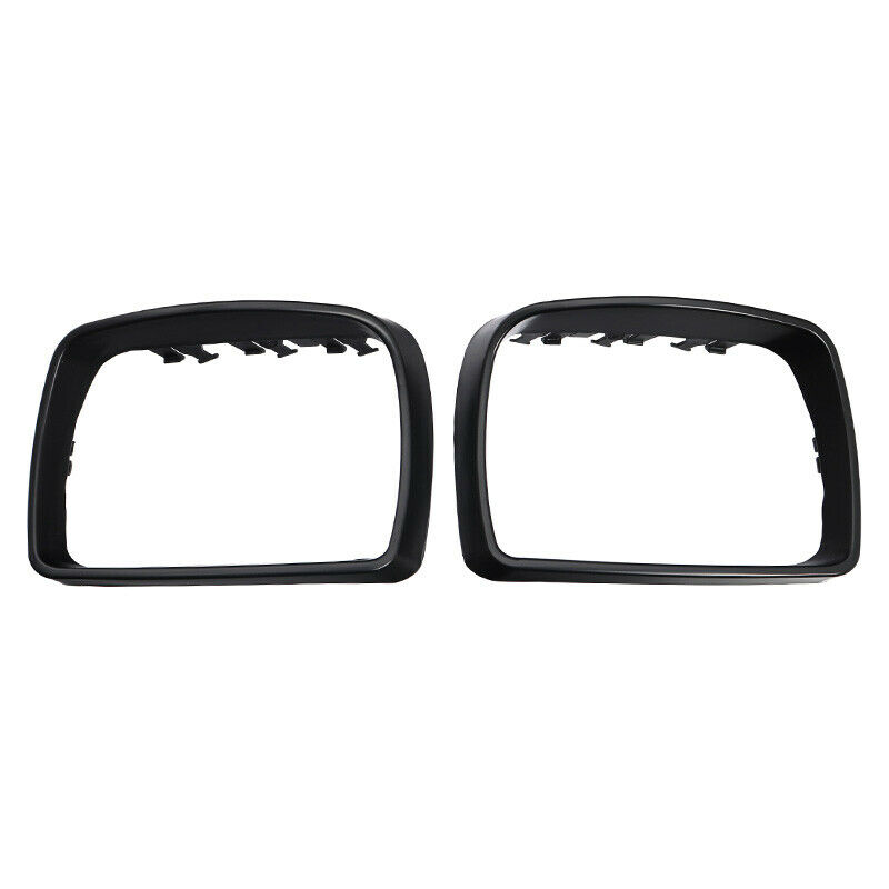 Passenger Right Side Mirror Cover Cap Trim Ring For BMW E53 X5 99-06 51168254904