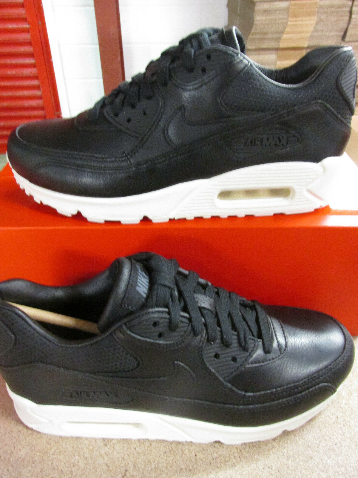Nike femmes Air Max 90 Pinnacle Running Trainers 839612 002 Sneakers Chaussures