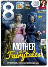8 Days Celebrity Singapore Magazine Meryl Streep Fairytales Perfume Ad (8D1264)