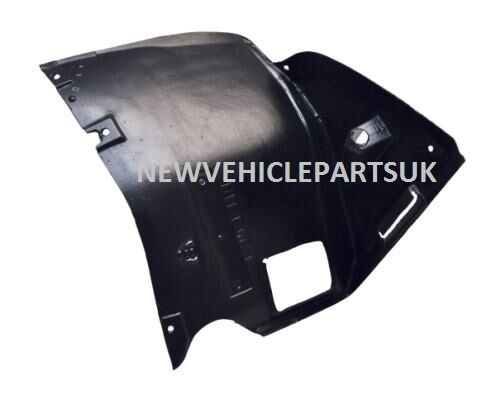 Bmw 3 E46 1998-2005 Front Wing Front Section Arch Liner Splash Guard Passenger
