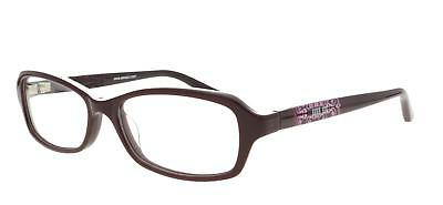 Anna Sui As 595 718 Glasses Spectacles Rx Optical Frames + Case + Cloth