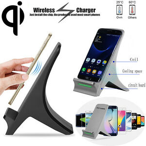 Lot-3-Coils-Qi-Wireless-Fast-Charger-Charging-Stand-Dock-Holder-for-Samsung-S7