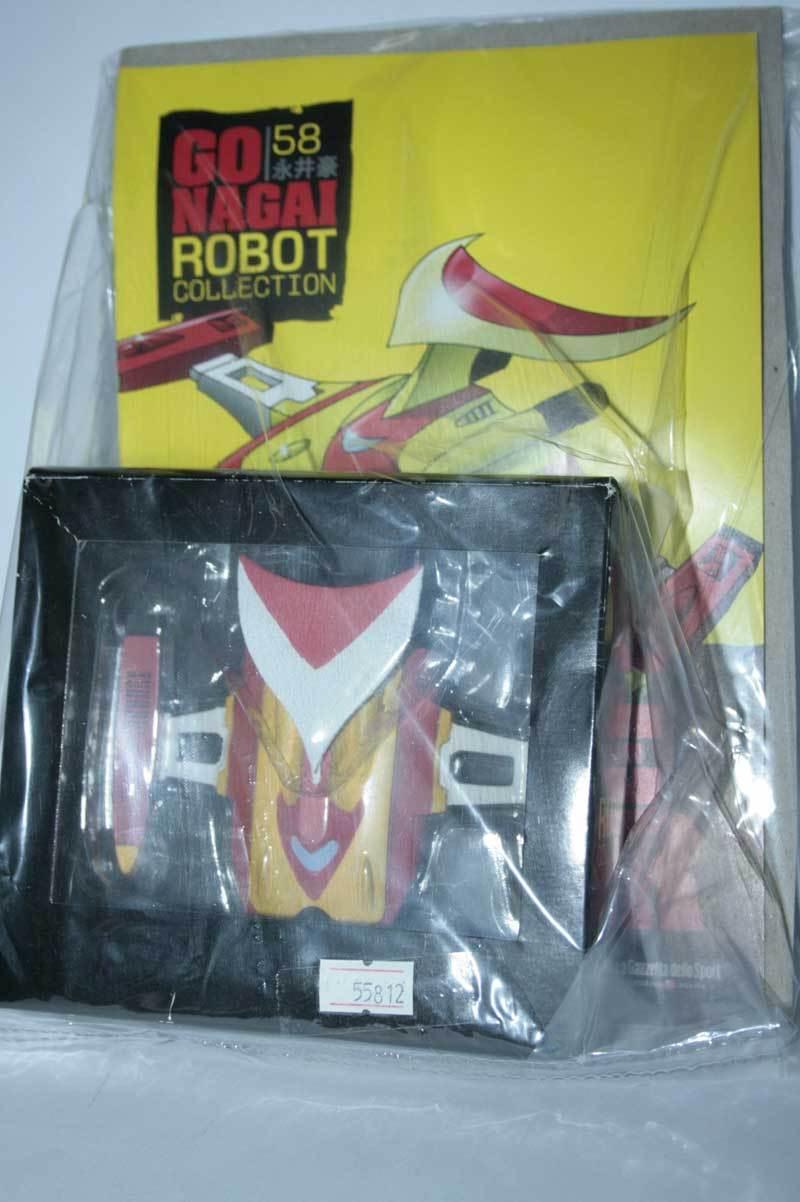 Roboter gehen nagai sammlung ausfahrt n. 58 der inhalationshilfe nuova ver ita gm4 55812