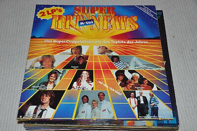 VA Sampler-SUPER HIT news K-Tel-Pop 80er 80s-Double Album ...