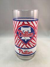 PHILADELPHIA PHILLIES VINTAGE 1993 MCDONALDS GLASS