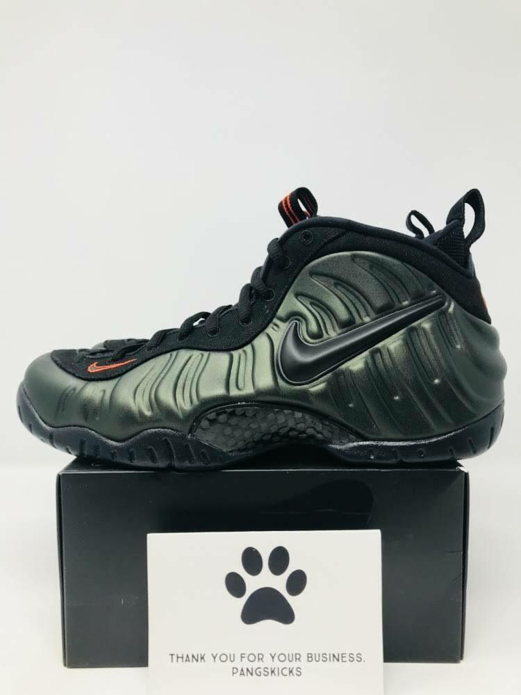 Nike Air Foamposite Pro 'Sequoia' 624041-304 Size 10.5-15