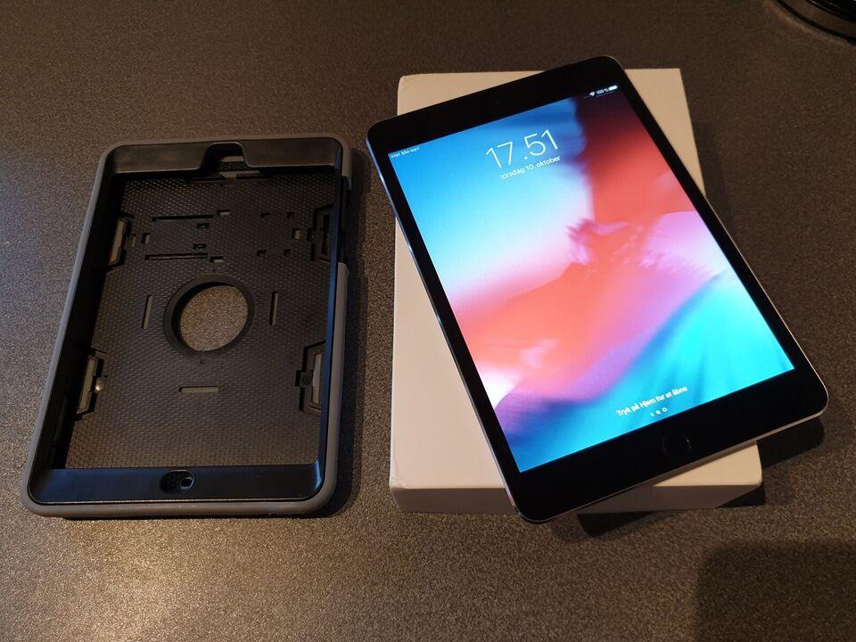 iPad mini 3, 16 GB, sort