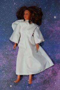 VINTAGE-Star-Wars-LARGE-12-INCH-Princess-Leia-FIGURE-DRESS-KENNER-12in-doll