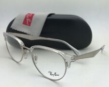bad60f71ba Authentic Ray-Ban Eyeglasses Rb6396 2936 53mm Silver Frames Rx-able ...
