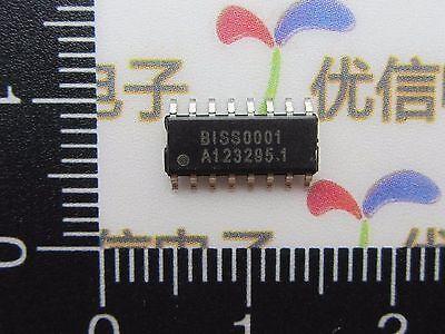 10PCS BISS0001 body infrared alarm dedicated chip SOP-16