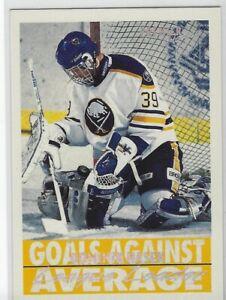 1994-Topps-Premier-Special-Effects-156-Dominik-Hasek-Buffalo-Sabres-Hockey-Card