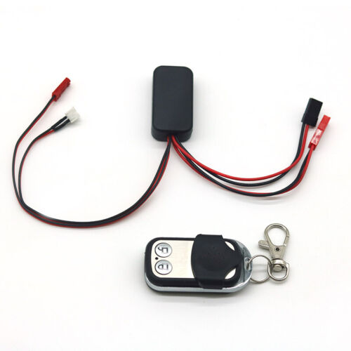 Winch Controller Wireless Remote Receiver Set For RC4WD TRX4 SCX10 RC Crawler US