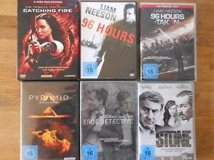DVD - Konvolut - 6 Filme - Thriller - Abenteuer - Horror - Staffel - Film - DVD