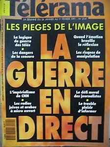 2141-IRAK-LA-GUERRE-EN-DIRECT-ANGELICA-HUSTON-GEORGES-SIMENON-TELERAMA-1991