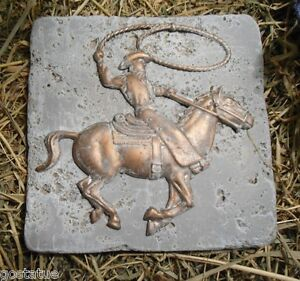 Roping-cowboy-mold-plastic-travertine-casting-tile-mould