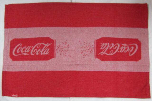 Coca-Cola Can Dishtowel - NWT   FREE SHIPPING