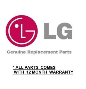 LG  GENUINE   PART  #MJX41869207  WATER VALVE