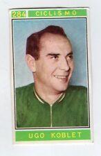 figurina - CAMPIONI DELLO SPORT PANINI 1967/68 - NUMERO 284 CICLISMO KOBLET