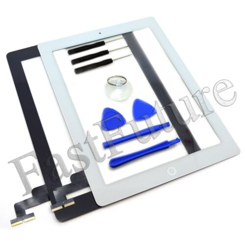 Tools Digitizer Touch Screen Glass Replacement for the iPad 2 White or Black