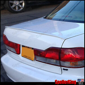 Honda-Accord-4dr-4d-sedan-4-door-Rear-trunk-add-on-lip-spoiler-M3-wing-1998-2002