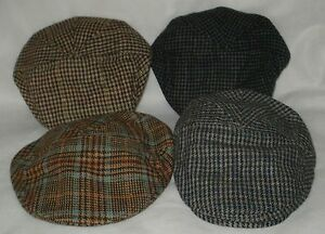 BABY-BOY-FLAT-CAP-YOUNG-CHILD-FLAT-CAP-TWEED-2-SIZE-CHOICES-UK-SELLER