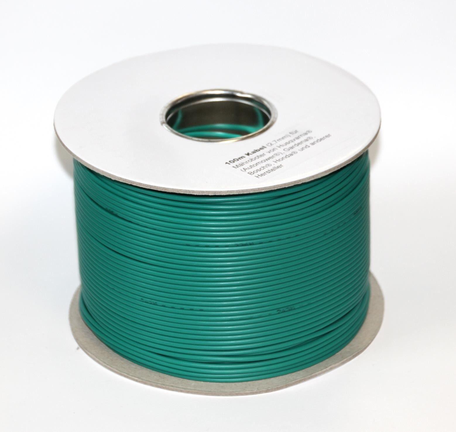 genisys limitaci/ón Cable Cable 25/m Gardena r80li r100li r130li limitadora alambre /ø2,7/mm